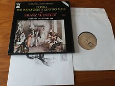 SCHUBERT / C.IVALDI - N.LEE  3 LP Box ARION ARN 336011  EX+