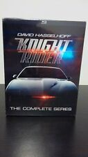 Knight Rider Complete Series Blu-ray Set 2016 David Hasselhoff Kitt Mulhare NEW