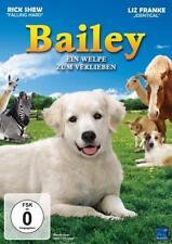 Bailey - Ein Welpe zum Verlieben DVD, Rick Shew, Liz Franke, Emily Stuhl wie neu