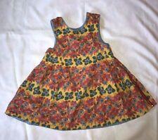 BOUTIQUE CAKEWALK 98 24M 24 MONHTS FLORAL DRESS