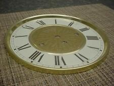 "German made Schmeckenbecher Grandfather Clock 8"" Diameter  Dial Ring Pan   F246d"