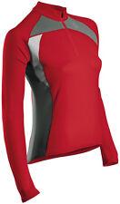 Cannondale Women's classic Jersey de manga larga Camiseta 2f122 emp señora-camiseta talla m nuevo