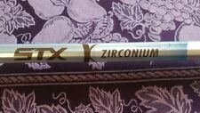 New Stx Men's Zirconium Lacrosse Attack Stick