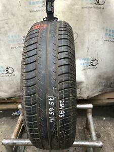 1x 175 65 14 82 T CONTINENTAL CONTIECOCONTACT CP 5.9mm 1756514 175/65R14 x26493