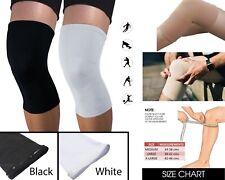 Medical Compression Elastic Support Knee Sleeve Brace Patella Injury Arthritis