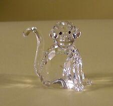 SWAROVSKI Crystal Zodiac Monkey 289901 Nuovo di zecca Boxed RITIRATO RARO