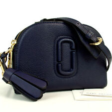Authentic MARC JACOBS M0009474 SHUTTER Shoulder Bag leather[Used]