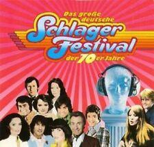 Das grosse deutsche Schlagerfestival der 70er Jahre Daliah Lavi, Roy Bl.. [2 CD]