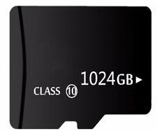 New 1TB micro SD SDXC Class 10 memory card