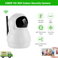 1080P WiFi IP Security Camera 2MP Home Baby Pet CCTV System Monitor Night Vision