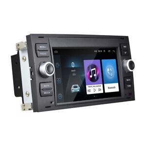 Für Ford Galaxy Kuga C/S-Max Focus Autoradio Android GPS Navigation USB NAVI MP3