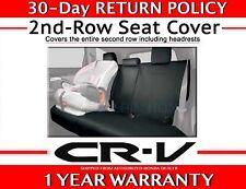 Genuine Honda CR-V 2nd Second Row Rear Seat Cover Set 2017- 2020   08P32-TLA-110