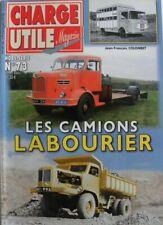 CHARGE UTILE hors série n°73 les camions LABOURIER