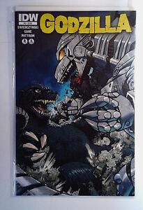 Godzilla #5 IDW Publishing 2012 NM 1st Print Comic Book