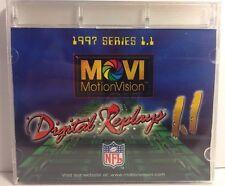 1997 MotionVision Digital Replays Series 1.1 Drew Bledsoe