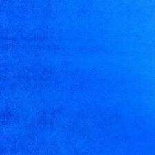 "Minky SOLID Royal Fabric / 58"" Wide / Sold by the Yard free shipping"