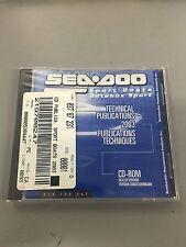 Sea Doo CD Rublica Technical Publications Sport Boats 2003 E/F Dealer 219700247