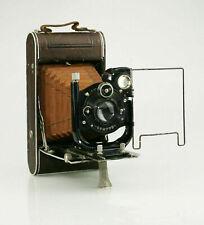 CONTESSA-NETTEL Cocarette III Luxus Folding Film Camera c1916-22 SCARCE (ZZ49)