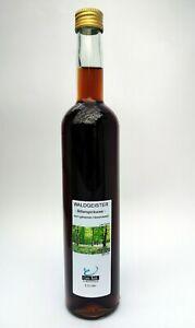 Waldgeister, Bitter-Likör, Spirituose, 0,5 Liter Glasflasche