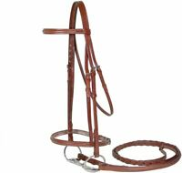 """replace for Jerry/'s Harness 5//8/"""" Biothane Reins w//Stops in 56/"""" 60/""""or 64/""""; Blk"""