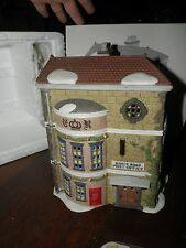 DEPT 56 KING'S ROAD POST OFFICE DICKENS' VILLIAGE IN BOX