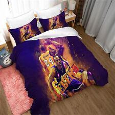 Cherish the memory  Kobe Bedding Set Duvet Cover Comforter Cover King PillowCase