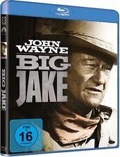 BIG JAKE (John Wayne, Maureen O'Hara) Blu-ray Disc NEU+OVP