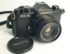 YASHICA FX3 + ML 50 / 2