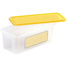 Medium Size Bread Box Container  Microwave Safe