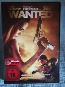 Wanted (Morgan Freeman) - DVD - FSK 18
