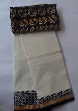 South Cotton pure handloom saree Rain Collection Design 3