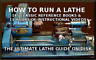 HOW TO RUN A LATHE 144 CLASSIC BOOKS+11 HOURS OF VIDEO-THREAD & GEAR CUTTING