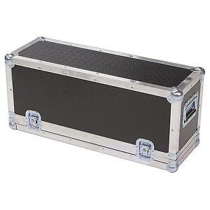"""Diamond Plate Light Duty 1/4"""" ATA Case for FENDER FM 100H HEAD"""