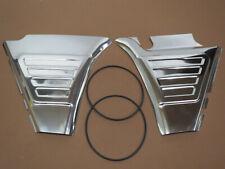 BMW R50/5, R60/5, R75/5 Batterieabdeckung Batteriedeckel battery cover V2A