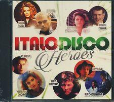 ITALO DISCO HEROES | Radiorama Scotch [CD] NEW