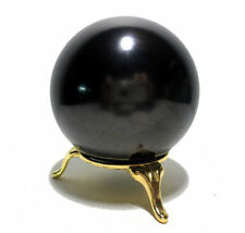 Shungite Schungit Polished Sphere 60mm Stone With Stand  mineral elite crystal