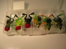 Deerhair Bass Poppers & Diver Assortment