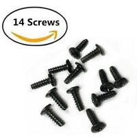 Lot 14 TV Stand Screws for Samsung 6003-001782 BN96-18013Z 6003001782 M4 X L12mm