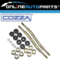 Sway Bar Link Pins Commodore VN VP VR VS VT VX Front Stabiliser Poly Bush Kit