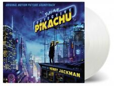 POKEMON DETECTIVE PIKACHU (OST) Henry Jackman 2xLP Limited Edition NEW .cp