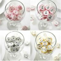 Mr and Mrs – Just Married – Tiny Feet Rock Sweets Table Wedding Party Favours