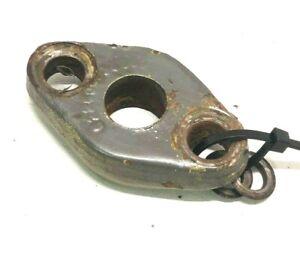 Befestigungsbügel + Scheibe Einspritzdüse Düsenhalter MWM Motor Fendt