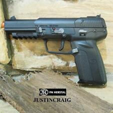 FN Herstal Five-seveN Licensed/Trademarked CO2 blowback Airsoft Gun by Marushin