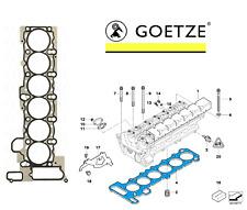 BMW X3 X5 Z3 Z4-SERIES  2.5i 2.8i 3.0i M52 M54 / Cylinder Head Gasket GOETZE