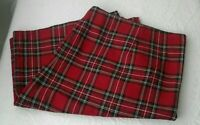 Darling NWT Talbots TARTAN PLAID A-LINE SKIRT Size 20W Preppy