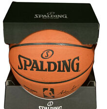 Spalding NBA Replica Basketball Game Ball Indoor Or Outdoor Size 7