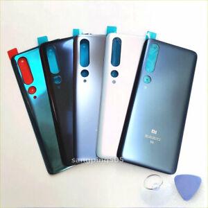 E Battery Back Cover Housing Case Door Glass For Xiaomi Mi 10 5G