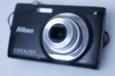 Nikon COOLPIX S2500 12.0MP Digital Camera - Black