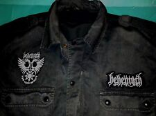 Behemoth New Aeon Musick Phoenix Black Death Metal Legion Army Shirt Combat