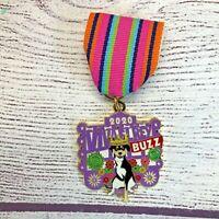 2020 El Rey Buzz - Fiesta Medal - San Antonio, TX - Canceled Fiesta